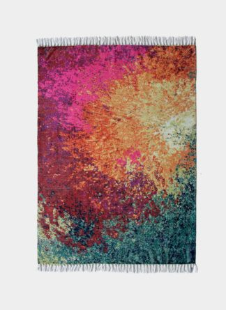 Ramsha Digital Printed Durrie Carpets DPDA 02