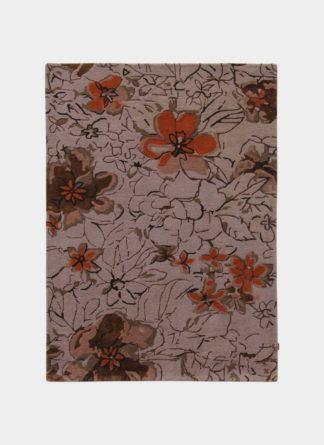 Floral Hand Tufted Rug - Ramsha DM-14