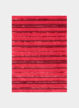 Hand Tufted Red Carpet - Ramsha Carpet