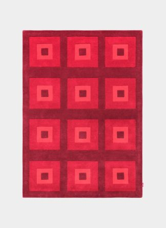 Ramsha -Red Hand tufted Carpets