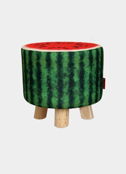 Wooden Pouf - Ramsha SPF 12