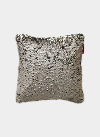 Soft Sequin Cushion Cover - Ramsha carpet -DLC-12