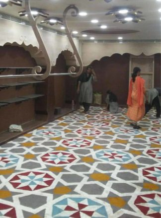 Event Flooring wall to wall carpet -Ramsha WL 48