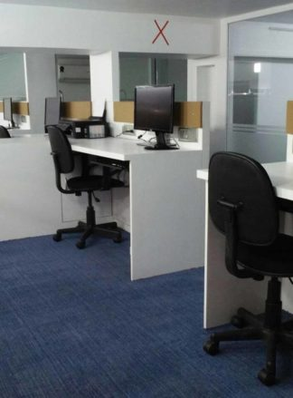 Office wall to wall carpet's -Ramsha WL 51