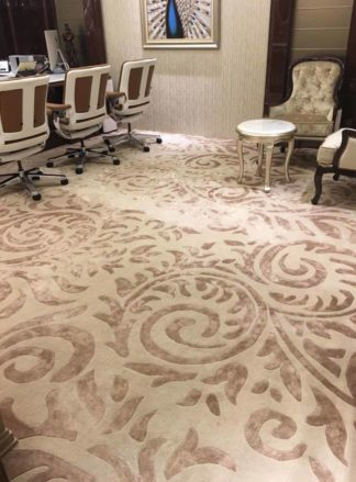 Carpet Designs For Bedroom Ramsha WL 09
