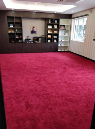 Red Large wall To wall carpet Ramsha WL 41