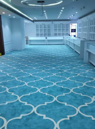 Designer Wall To Wall Carpet Ramsha WL 05