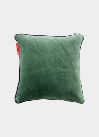 Plain Green Cushion Cover - Ramsha carpet FLC-15