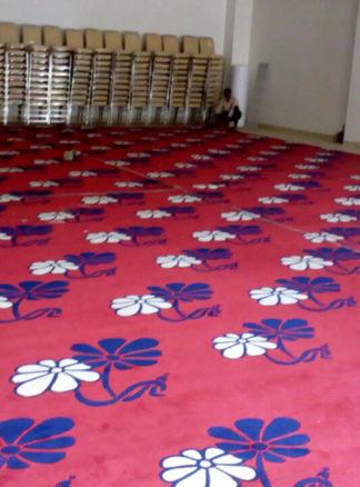 Large Floral Rugs - Ramsha WL 28