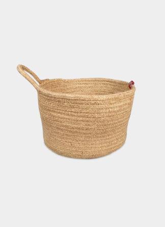Hand Made Basket :Ramsha Carpet -LRB 08