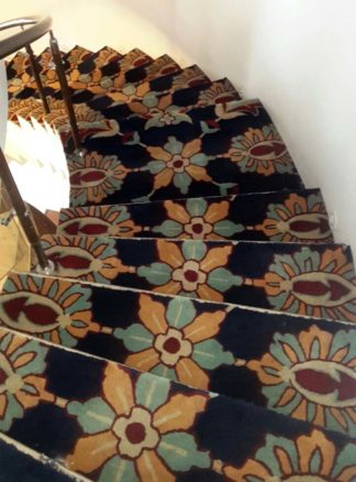 Stair Wall To Wall Carpet Ramsha WL 38