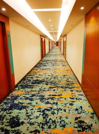 Custom Runner Wall To Wall Carpet - Ramsha WL 32