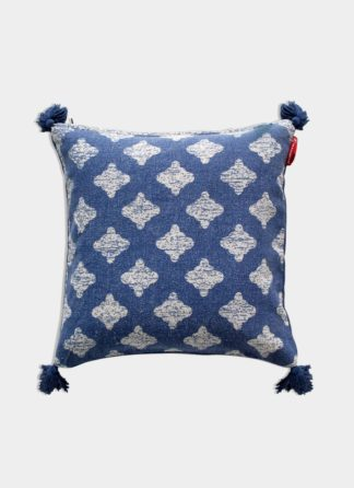 Blue Cushion Cover - Ramsha carpet CPC-01