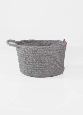Cotton Fancy Basket - Ramsha carpet- LRB-18