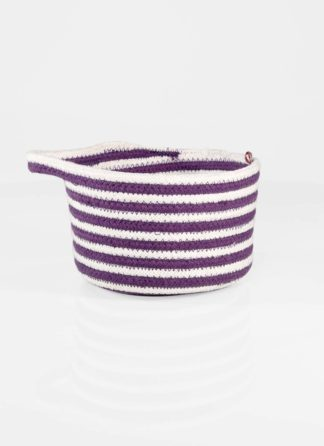 Breaded basket With Handle - Ramsha Carpet -LRB 08