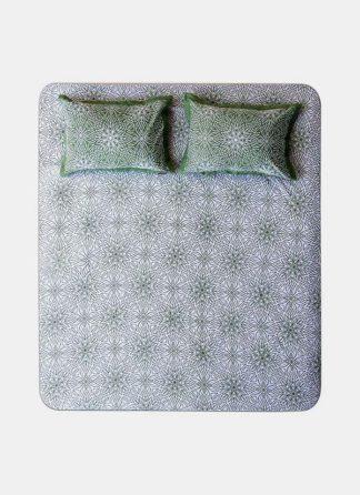 Floral Bedsheet- Ramsha Carpet