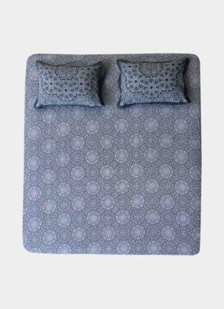 Designer BedSheet - Ramsha Carpet