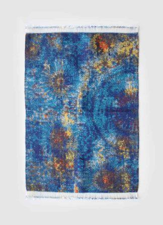 - Ramsha -Designer Durrie Carpets