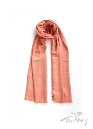 Orange Stole Buy Now From Ramsha Carpet