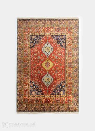 Branded Hand Knotted Carpet Buy Now from Ramsha Carpet